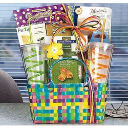 Frappe and Tea Assortment Gift Basket