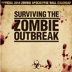 Surviving the Zombie Outbreak Calendar