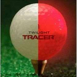 Twilight Tracer Golf Balls
