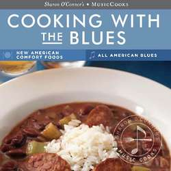 Cooking with the Blues Recipe Cards and CD