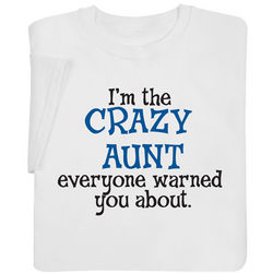 You've Been Warned Personalized Adult T-Shirt
