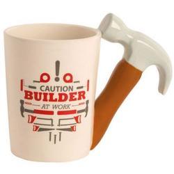 Handyman Tool Mug with Hammer Handle