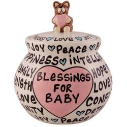 Blessings for Baby Jar