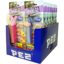 Disney My Friends Tigger and Pooh Blister Pack Pez Dispensers