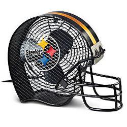 NFL Pittsburgh Steelers #1 Fan Helmet Electric Fan