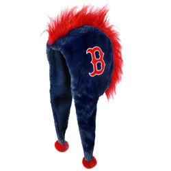 Boston Red Sox Mohawk Dangle Hat