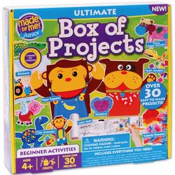 Crafters Ultimate Junior Box of Projects