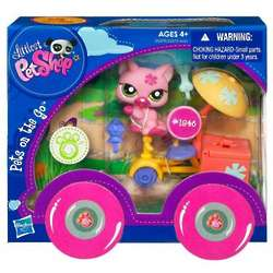 Littlest Pet Shop Pets on the Go Cat