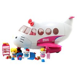 Hello Kitty Jet Plane Play Set