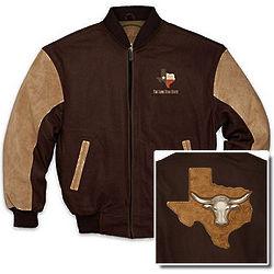 Men's Texas Pride Jacket