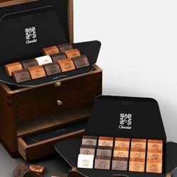 Adonis Gift of Grace French Chocolates Gift Box