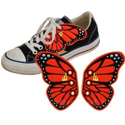 Butterfly Shoe Shwings