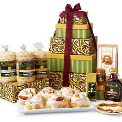 Gourmet Gift Tower Deluxe