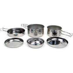 Personal Cooker 3-Piece Cookset