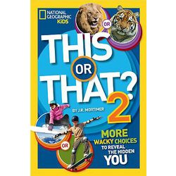 This or That? 2 Book of Choices