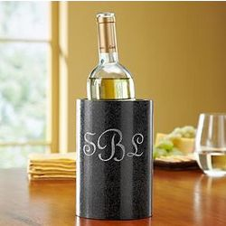 Black Marble Wine Chiller