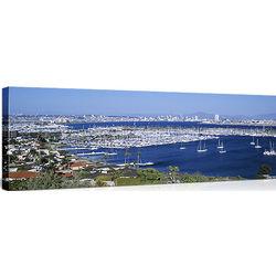 San Diego Skyline Canvas
