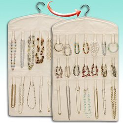 Hanging Bracelet and Necklace Organizer