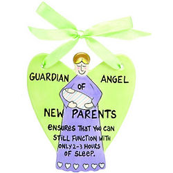 Guardian Angel of New Parents
