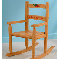 Kids' Personalized Rocking Chair