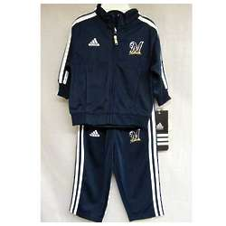 Brewers Baby 2-Piece Track Suit
