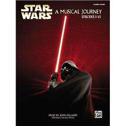 Star Wars Piano Solo Music Book