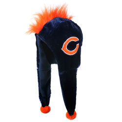 Chicago Bears Mohawk Hat