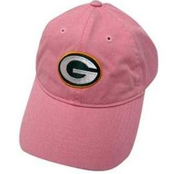 Packers Ladies Pink Baseball Cap