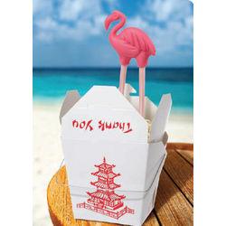 Flamingo Trop Sticks Chopstick