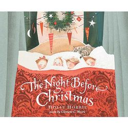 Holly Hobbie's The Night Before Christmas Book