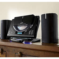 Compact Home Music System