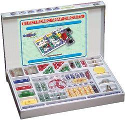 Elenco Snap Circuits SC-300 Physics Kit