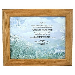 Online Wedding Gift For Sister : Poem for Sister Getting Married - FindGift.com