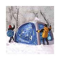 a86c1b056 Kids Inflatable Igloo Snow Fort - FindGift.com