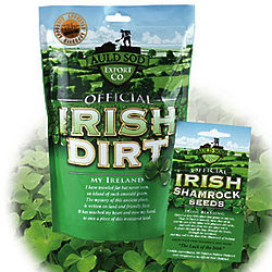 A Lasting Connection to Ireland Shamrock Growing Kit