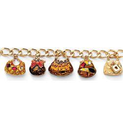 Handbag Heaven Charm Bracelet
