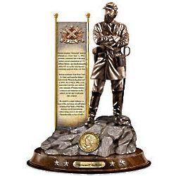 Stonewall Jackson Confederate Sculpture