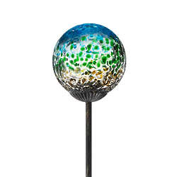 Solar Powered Globe Garden Light