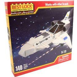 Hawk Space Cruiser Building Set