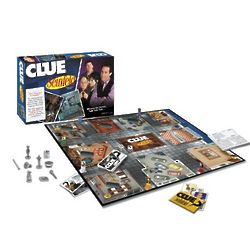 Seinfeld Clue Board Game