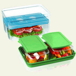 Fit and Fresh On the Go Lunch Container Set