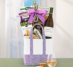 Little Lakes Cellars Chardonnay Gift Tote