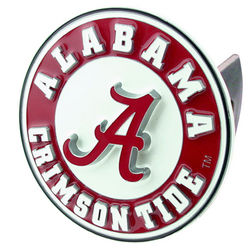 Alabama Crimson Tide Tow Hitch Cover
