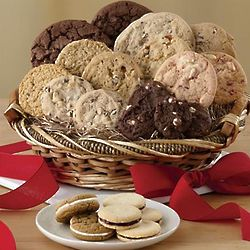 Cookie Assortment Gift Basket