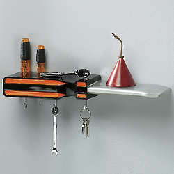 Screw Driver Rack and Shelf