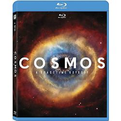 Cosmos a Spacetime Odyssey Blu-ray Discs