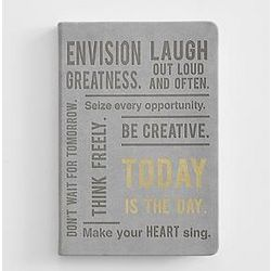 Envision Greatness Quote Journal