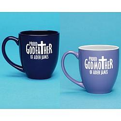 Personalized Godmother/Godfather Mug