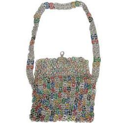 Joy Soda Pop-Top Shoulder Bag