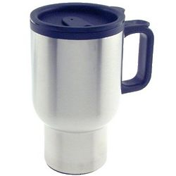 Engraved Insulated Travel Mug